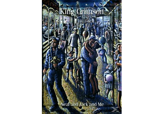 King Crimson - Neal Jack And Me (DVD)