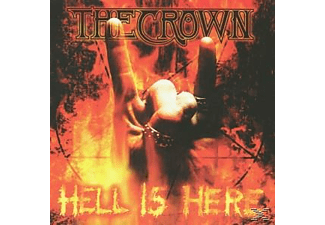 The Crown - Hell Is Here - (CD)