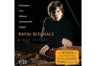Rafał Blechacz - Piano Recital - (CD)