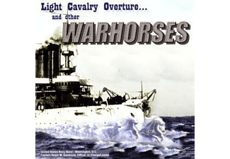 VARIOUS - Light Cavalry Overture/Warhorses - (CD)