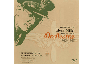 U.S.Air Force Orchestra - Remembering the Glenn Miller - (CD)