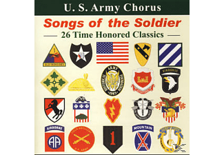 U.S.Army Chorus - SONGS OF THE SOLDIER - (CD)