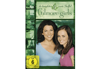 Gilmore Girls - Staffel 4 Familie DVD