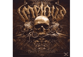 Impious - Death Damnation - (CD)