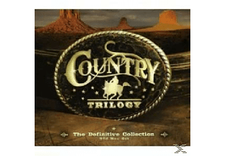 VARIOUS - Country Trilogy [CD]