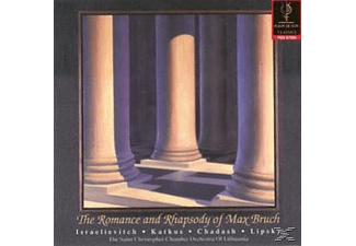 ISRAELIEVITCH/KATKUS/CHADASH - Romance and Rhapsody - (CD)