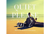 VARIOUS - Quiet Please Vol.2 [CD]