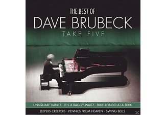 Dave Brubeck - Take Five - (CD)