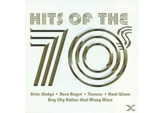 VARIOUS - Hits Of The 70s [CD]