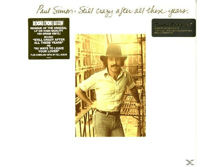 Paul Simon - Still Crazy After All These Years [Vinyl]