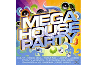 VARIOUS - Mega House Party [CD]