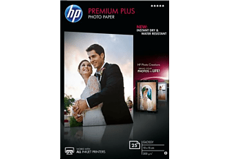 HP Premium Plus Photo Paper Shapshot - (CR677A)