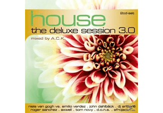 VARIOUS - House: The Deluxe Session 3.0 - (CD)