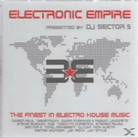 VARIOUS - Electronic Empire [CD]