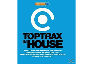 VARIOUS - Toptrax In House - (CD)