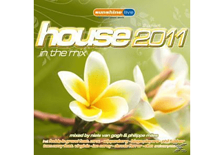 VARIOUS - House 2011 In The Mix - (CD)