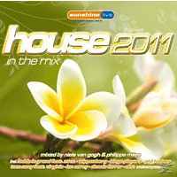 VARIOUS - House 2011 In The Mix [CD]