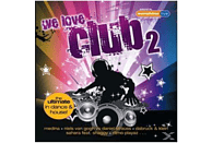 VARIOUS - We Love Club Ii [CD]