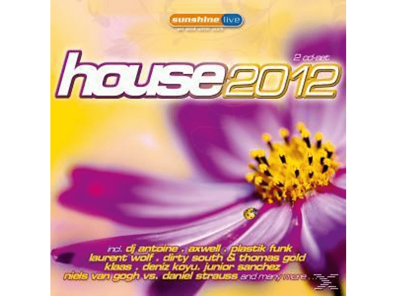 VARIOUS - House 2012 [CD]