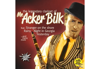 Acker Mr.bilk´s, Acker Bilk - The Legendary Clarinet Of - (CD)