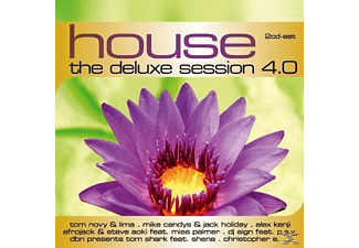 VARIOUS - House: The Deluxe Session 4.0 - (CD)