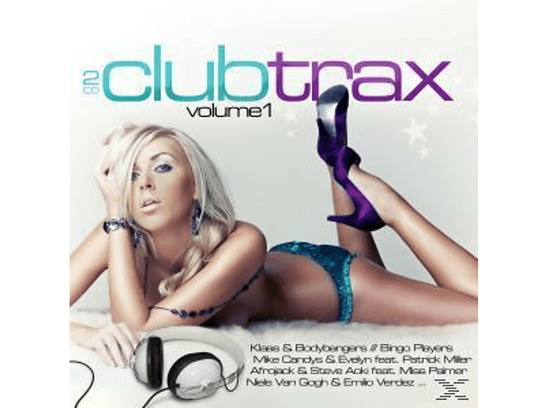 VARIOUS - Club Trax Vol.1 [CD]