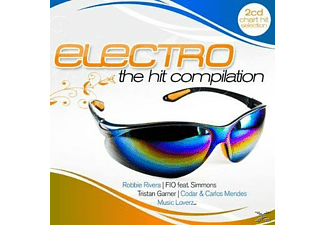 VARIOUS - Electro: The Hit Compilation - (CD)