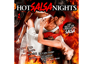 VARIOUS - Hot Salsa Nights - (CD)