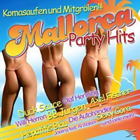 VARIOUS - Mallorca Party Hits [CD]