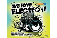 VARIOUS - We Love Electro Vii [CD]