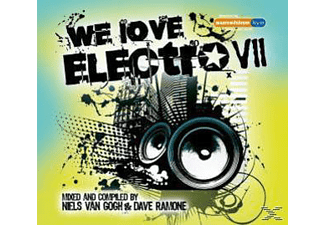 VARIOUS - We Love Electro Vii - (CD)