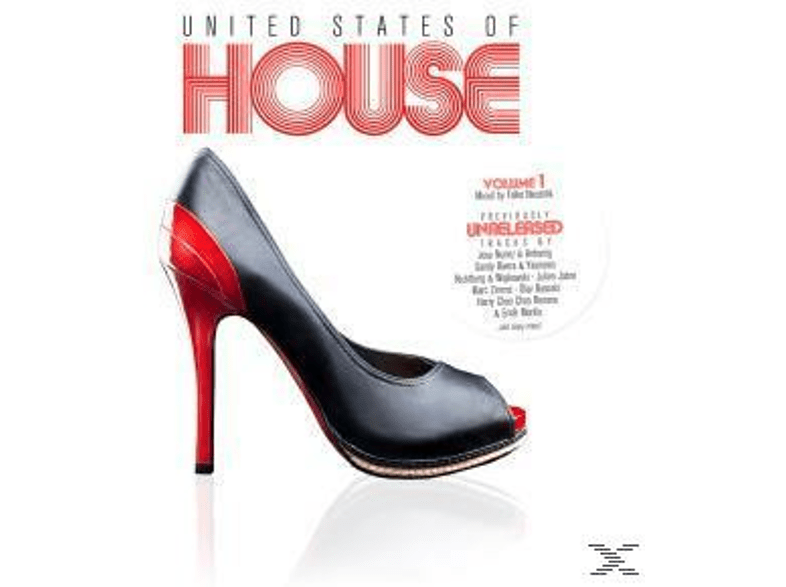 VARIOUS - United States Of House [CD]