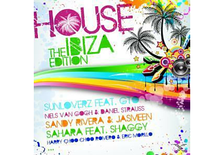 VARIOUS - House: The Ibiza Edition - (CD)
