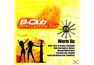 VARIOUS - B-Club-Berlin Clubbing Tour - (CD)