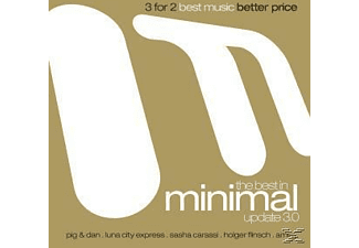 VARIOUS - The Best In Minimal 3.0 - (CD)