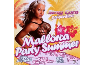 VARIOUS - Sexy Cora Präs.Mallorca Party Summer - (CD)