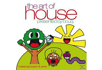 BOUQ, PRES.BY BOUQ - The Art Of House - (CD)