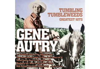 Gene Autry - Tumbling Tumbleweeds-Greatest Hits - (CD)