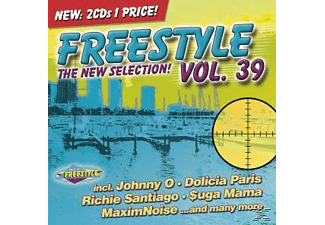 VARIOUS - Freestyle Vol.39 - (CD)