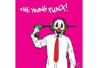 The Young Punx! - Your Music Is Killing Me - (CD)