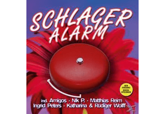 VARIOUS - Schlager Alarm! [CD]