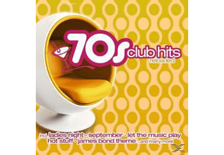 VARIOUS - 70s Club Hits Reloaded - (CD)