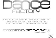 VARIOUS - Dance Factory Pres.By Zyx [CD]