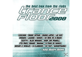 VARIOUS - Trance Floor 2008 - (CD)