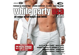 VARIOUS - White Party Usa Vol.4 - (CD)