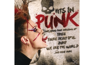 VARIOUS - Hits In Punk - (CD)