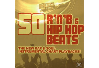 VARIOUS - 50 R N B & Hip Hop Beats - (CD)