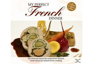 VARIOUS - My Perfect Dinner: French - (CD)