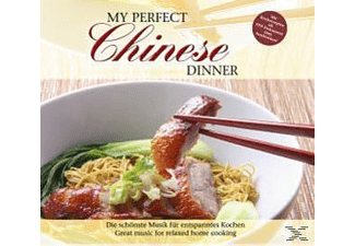 VARIOUS - My Perfect Dinner: Chinese [CD]