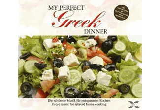 VARIOUS - My Perfect Dinner: Greek - (CD)